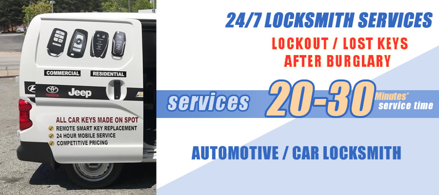Commercial locksmith Tucker