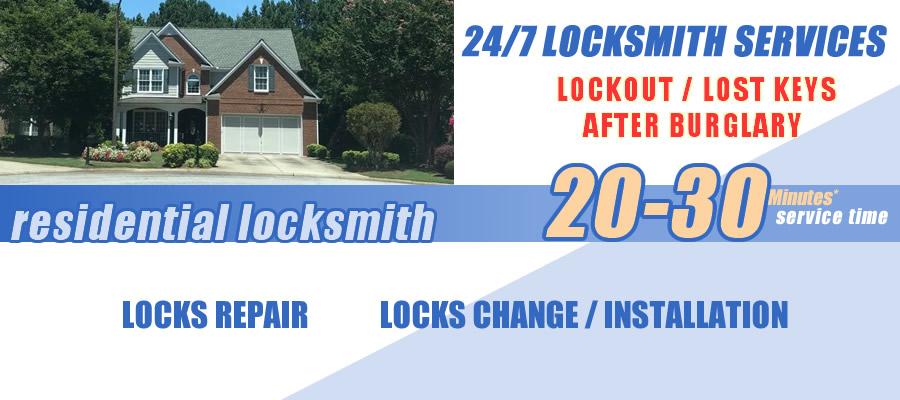 Residential locksmith Tucker