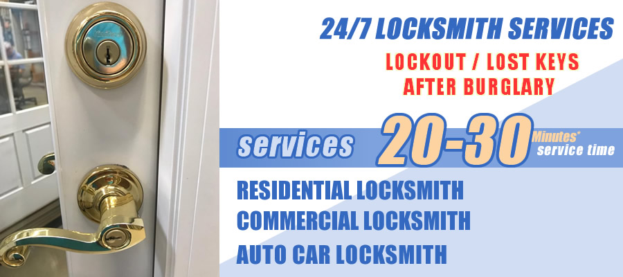 Tucker Locksmith Services